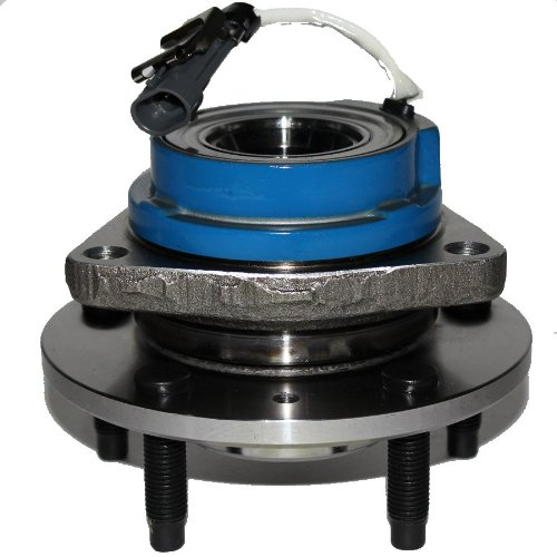 Brand New Rear Wheel Hub and Bearing Assembly for 2003-07 Cadillac CTS 5 Lug - [2005-11 Cadillac STS 5 Lug]