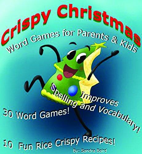 - Crispy Christmas: Word Games for Parents & Kids