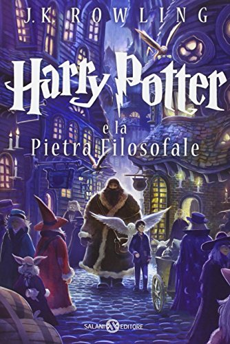 Harry Potter e la Pietra Filosofale (Italian Edition of Harry Potter and the Sorcerer's Stone)