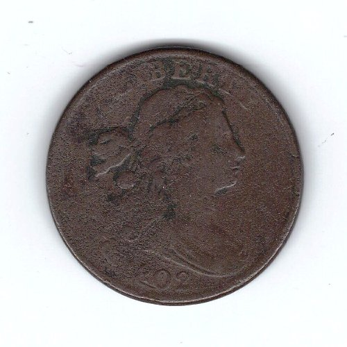 1796-1807 Draped Bust Large Cent