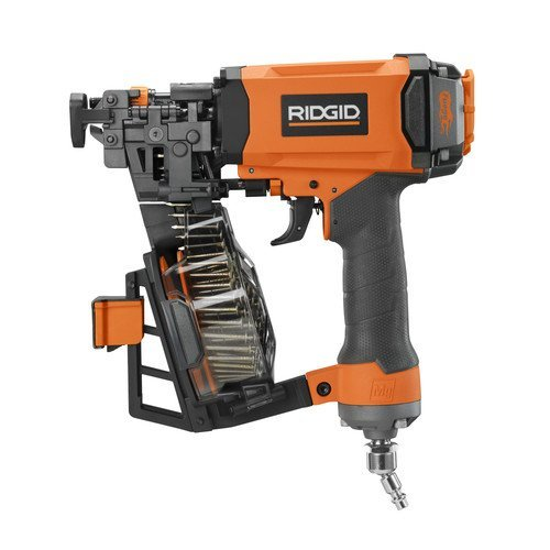 Ridgid ZRR175RNE 1-3/4 in. 15 Degree Roofing Nailer (Certified Refurbished)