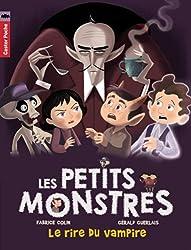 Les petits monstres, Tome 2 : Le rire du vampire