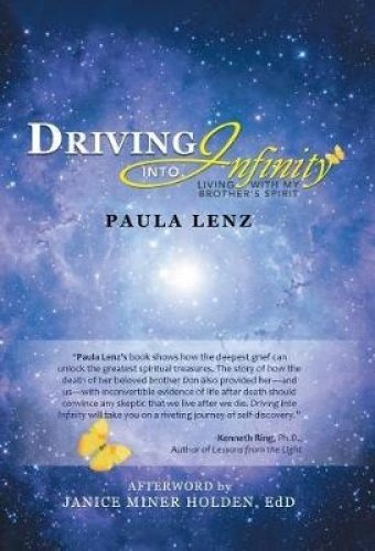 Download Driving into Infinity: Living With My Brother's Spirit pdf