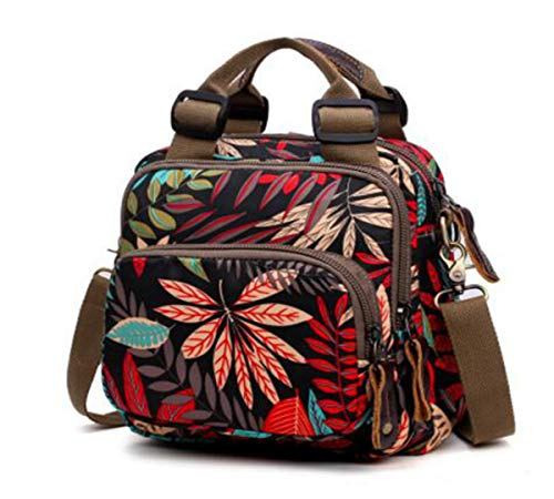 backpack LXopr 9 inch Oxford 6 backpack 10 fabric J Ms 3 handbag 4 9 woven O0Xrwdx0