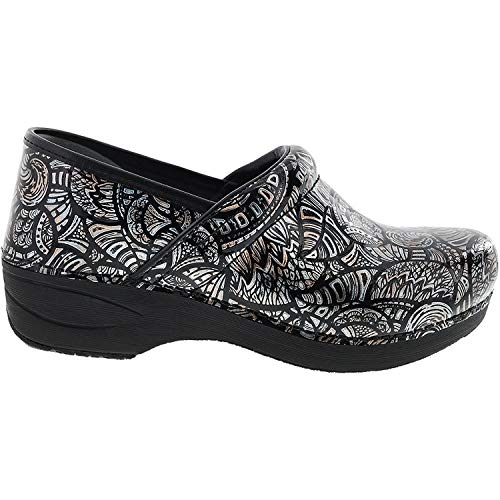 (Dansko Women's Xp 2.0 Fossilized Patent Prints 41 Medium)