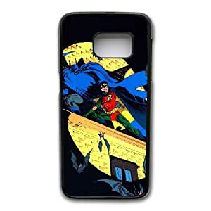 Wunatin Hard Case ,Samsung Galaxy S7 Edge Cell Phone Case Black Superheroes-Tim Drake [with Free Touch Stylus Pen] BA-0757450