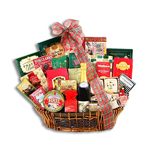 Holiday Extravagance Gift Basket