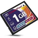 Dane Elec Carte Mémoire flash 1 Go CompactFlash Card