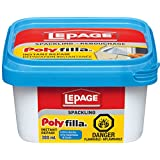 LePage Poly Filla Instant Repair Spackling Compound, 300ml (1714232)