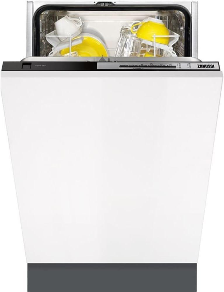 Zanussi ZDV14003FA lavavajilla Totalmente integrado 9 cubiertos A+ ...