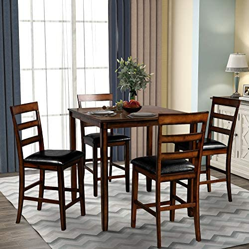 Cheap LZ LEISURE ZONE Dining Table Set dining room set for sale