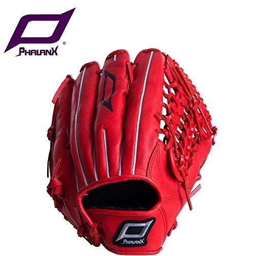 PHALANX / Silver Glove / Outfield Gloves / Pro Preferred / 13 in /Modified Trapeze Web/ Right Hand Throw (Pro Preferred Trapeze)
