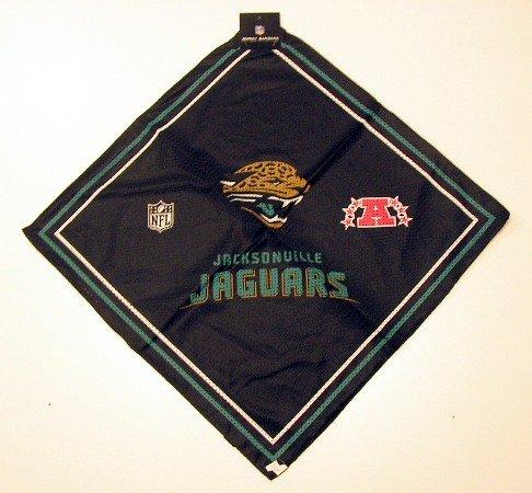 Scarf Jacksonville Jersey Jaguars (Jacksonville Jaguars NFL Jersey Mesh Bandana Scarf)