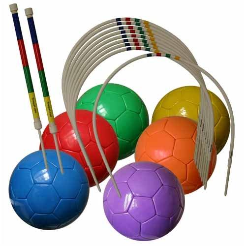 Supersize Kick Croquet 6 Player by Oakley Woods Croquet
