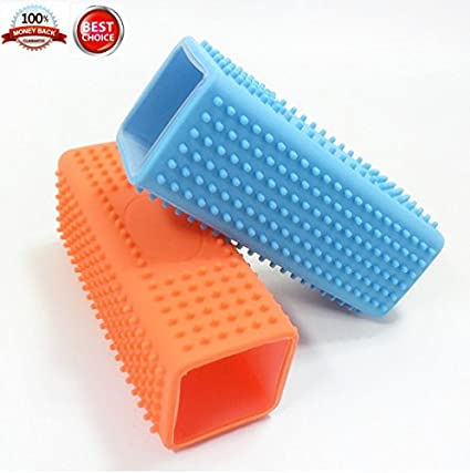Pet Dog Cat Hair Removal Tool Brush for Cleaning Upholstery Textiles Car Fabrics