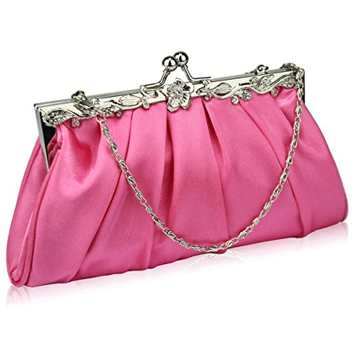Xardi London, Poschette giorno donna medium Pink
