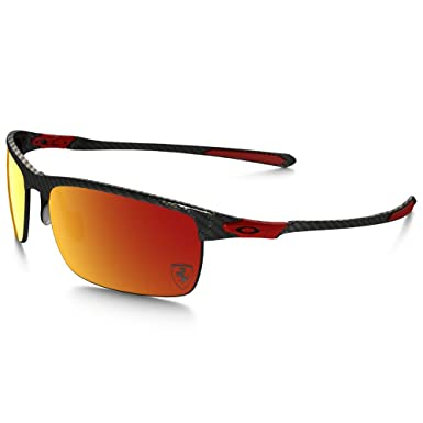 8ccc7c0ba2 Oakley Carbon Blade OO9174 C66 917406 Polarized Sunglasses  Amazon.co.uk   Clothing