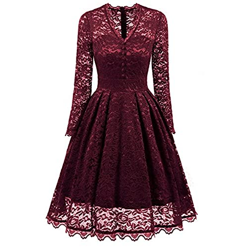 Dark Red Homecoming Dresses Amazon
