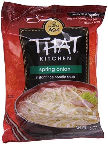 THAI KITCHEN NOODLE INST RC (Spring Onion Rice Noodle)