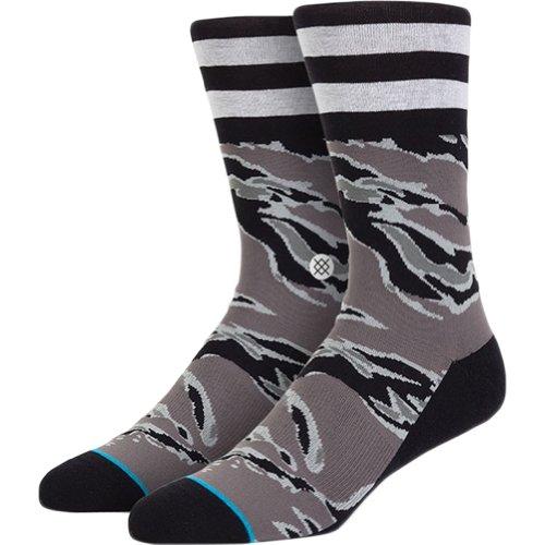 Stance Men's Senate Crew Sock, Black, Small