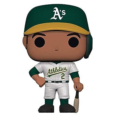 Funko POP! MLB: Khris Davis: Toys & Games