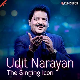 Udit Narayan- The Singing Icon by Pamela Jain Udit Narayan