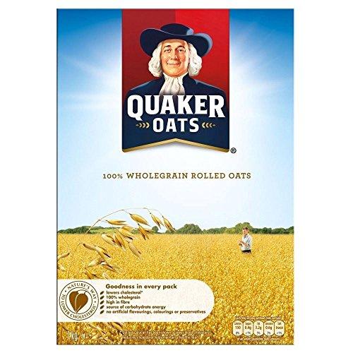 Quaker Oats (1Kg) - Pack of 2