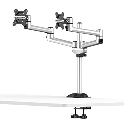 Prime Amazon Com Cotytech Dual Monitor Desk Mount For Apple Quick Home Interior And Landscaping Elinuenasavecom