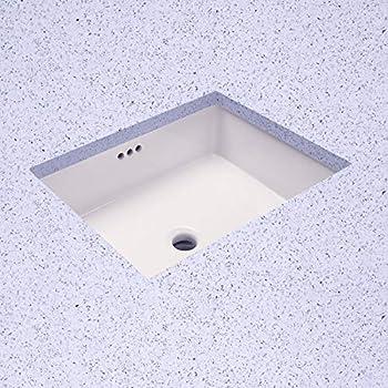 Mirabelle Miru1714awh 17 Quot Porcelain Undermount Bathroom