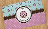 Donuts Area Rug - 5'x8' (Personalized)