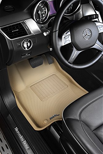 3D MAXpider Front Row Custom Fit All-Weather Floor Mat for S