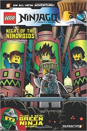 lego ninjago 9