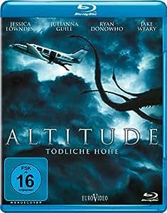 Altitude - Tödliche Höhe [Alemania] [Blu-ray]