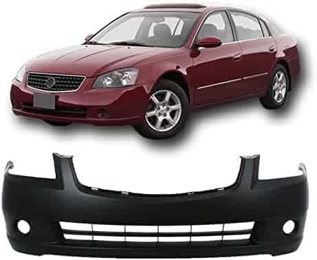 Gray Front Lower Bumper Air Deflector for 2003-2006 Chevy Silverado W//o Fog Tow
