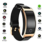 Best Pressure Monitor With Intelligent - Hangang Fitness Tracker Smart Bracelet Sport tracker Activity Review