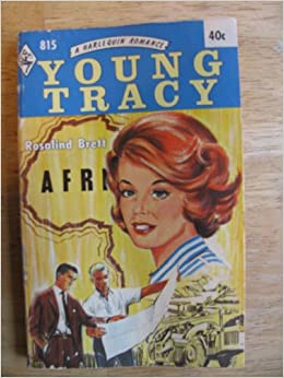 Book Young Tracy (Harlequin Romance, #815)