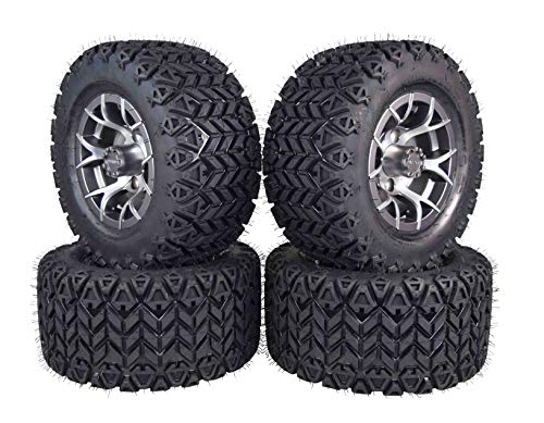 car rims an tires set of 4 20inch - 5