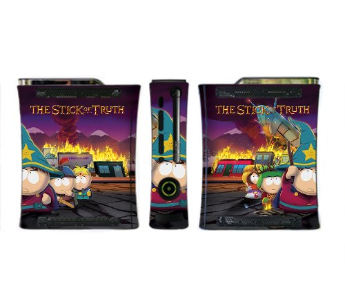 South Park The Stick of Truth Game Skin for Xbox 360 Console