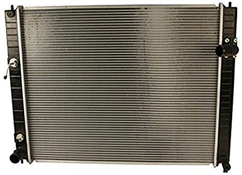 koyo aluminum radiator - 4