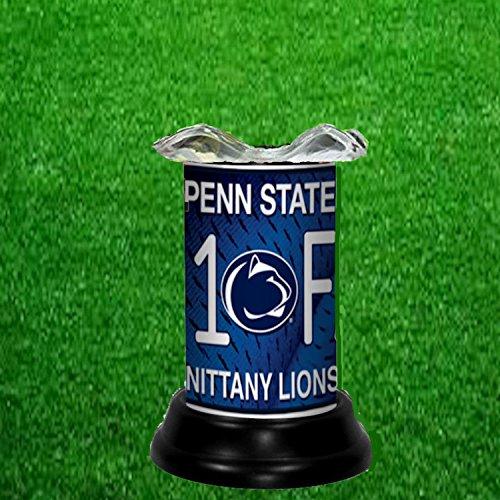 PENN STATE NITTANY LIONS NCAA TART WARMER - FRAGRANCE LAMP - BY TAGZ - State Lamps Penn