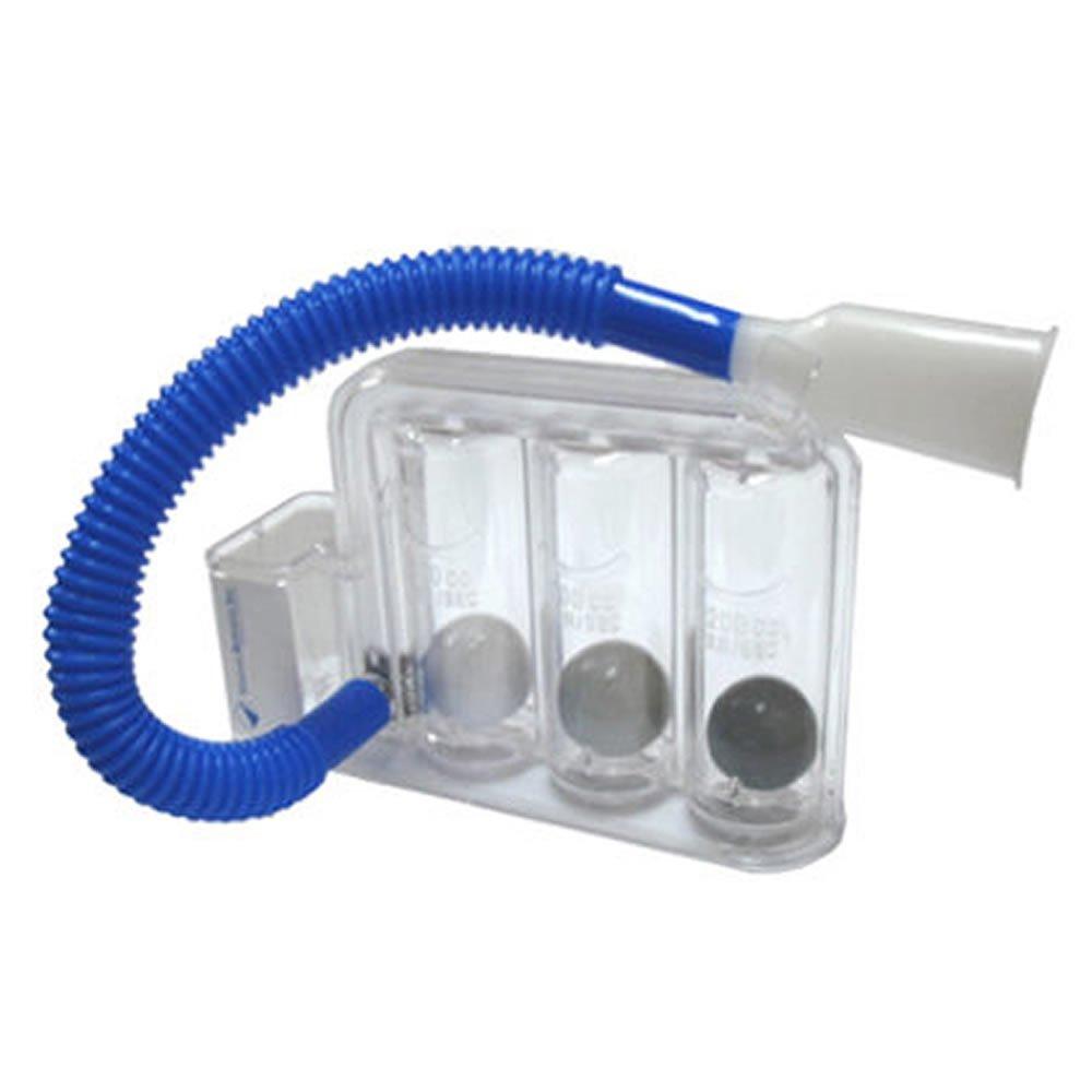 Gima 33445 - Ejercitador respiratorio tri-ball