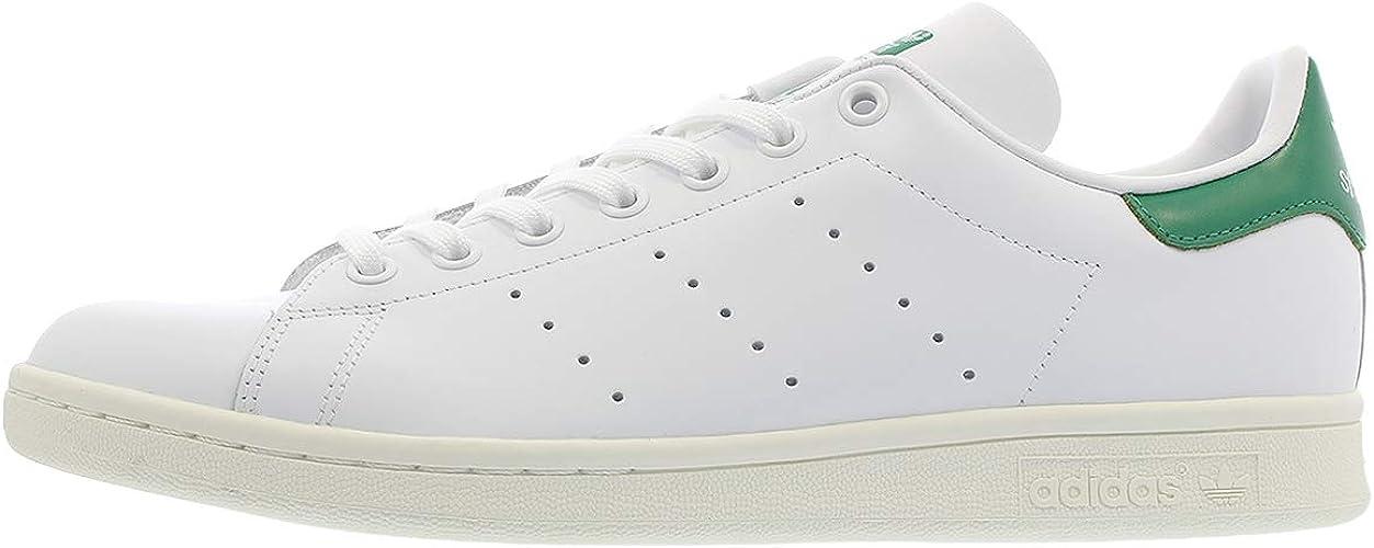 adidas Stan Smith pour Homme BlancVert, Blanc (WhiteBase