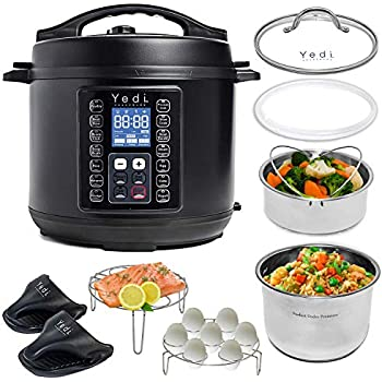 Amazon.com: Yedi Total Package 9-in-1 Instant Programmable