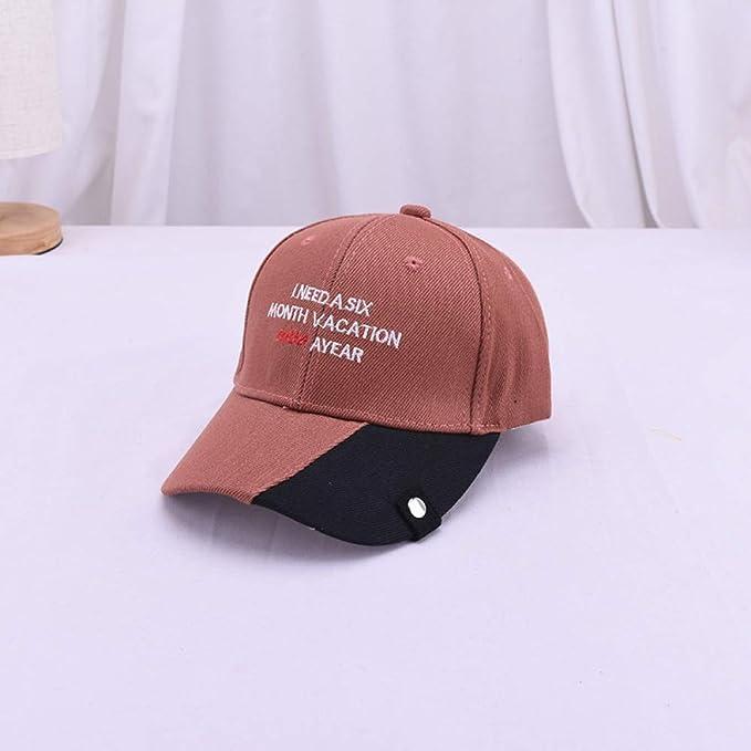 Nuevas Gorras de béisbol Bordadas Minimalistas para niños para ...