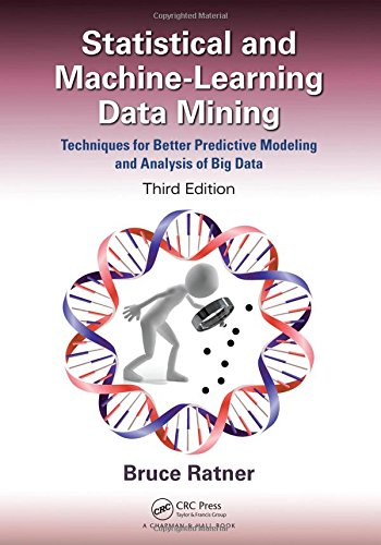 Statistical and Machine-Learning Data Mining, 3rd Edition
