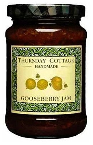 Thursday Cottage - Gooseberry Jam - 340g (Gooseberry Jam)