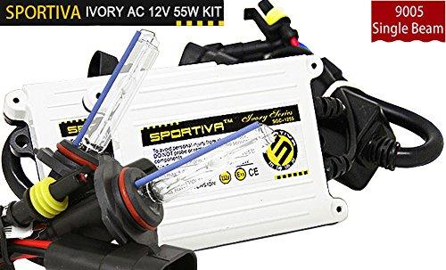 Series Color Conversion - Sportiva HID Xenon Conversion Kit