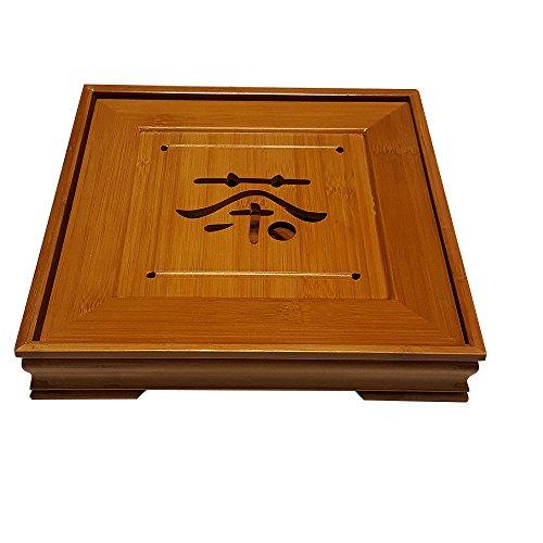 Bamboo GongFu Tea Serving Tray L9
