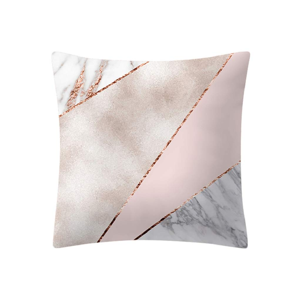 Luckycat Rose Gold Pink Kissenbezug Platz Kissenbezug Home Decoratio Mode 2018