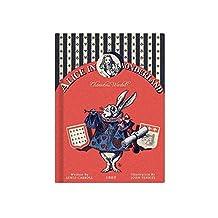 Alice in Wonderland Vintage Galore Collection Lined Notebook: Al8612